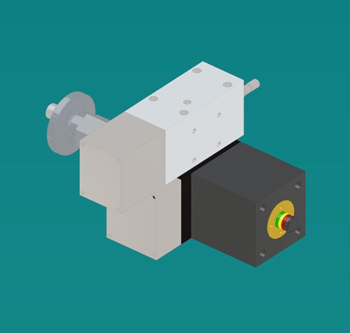 电液执行器I-C50T