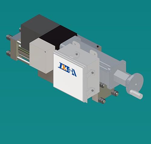 电液执行器I-D50R-H