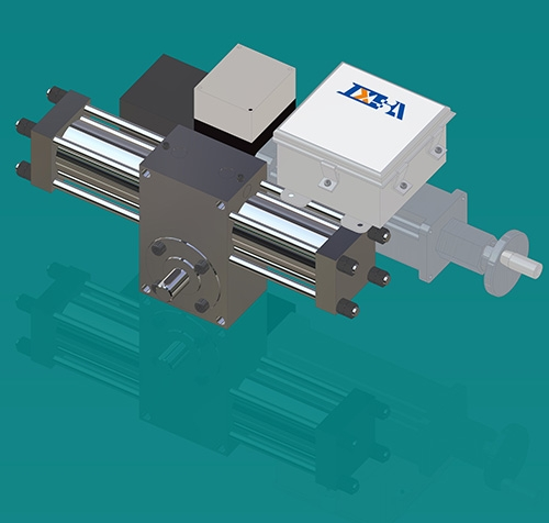 电液执行器I-D50R-V