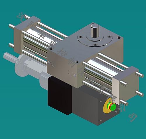 电液执行器I-C50R-V