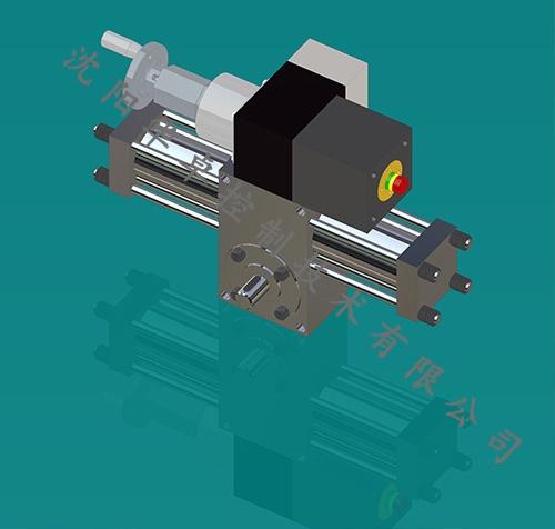 电液执行器I-C50R-H