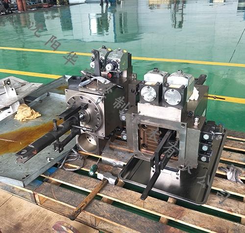 小机油动机检修改造