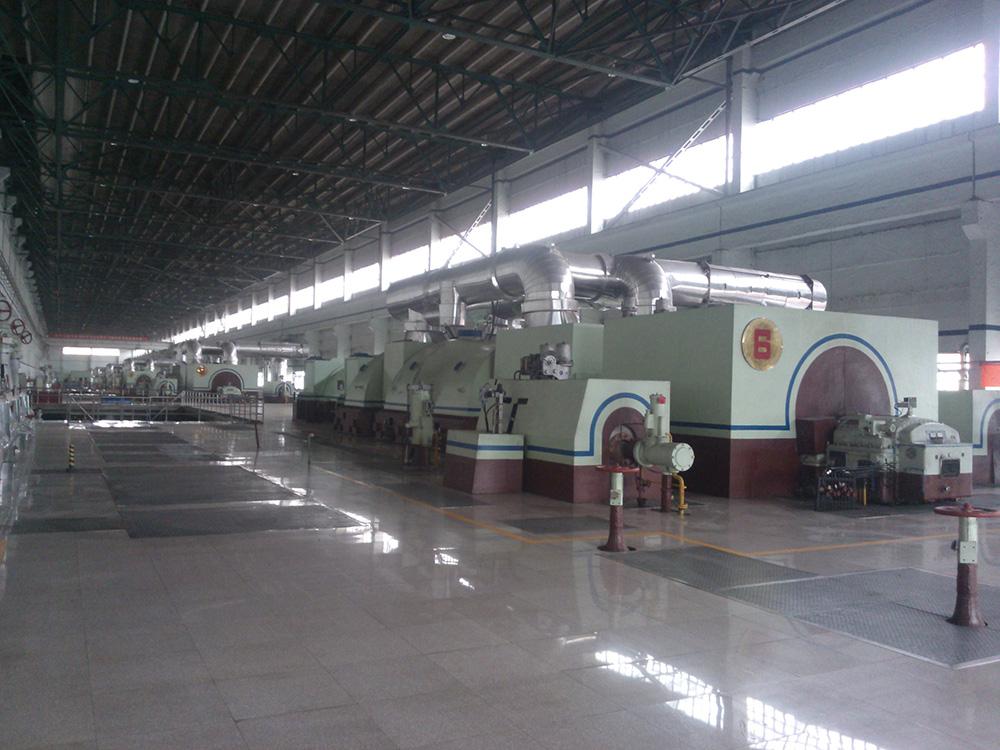 大同二电厂6台机组全部改造完成