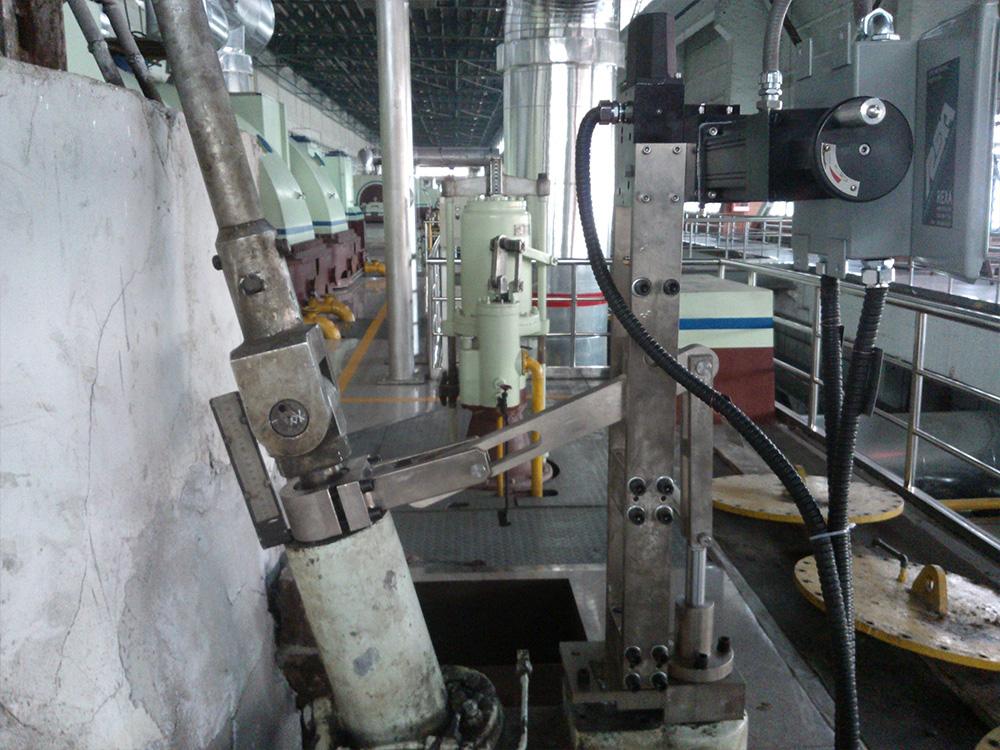 大同二电厂改造后的现场照片